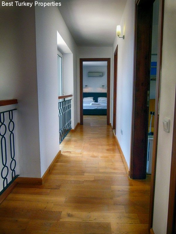 View down the Gallery Landing towards Bedrooms # & #