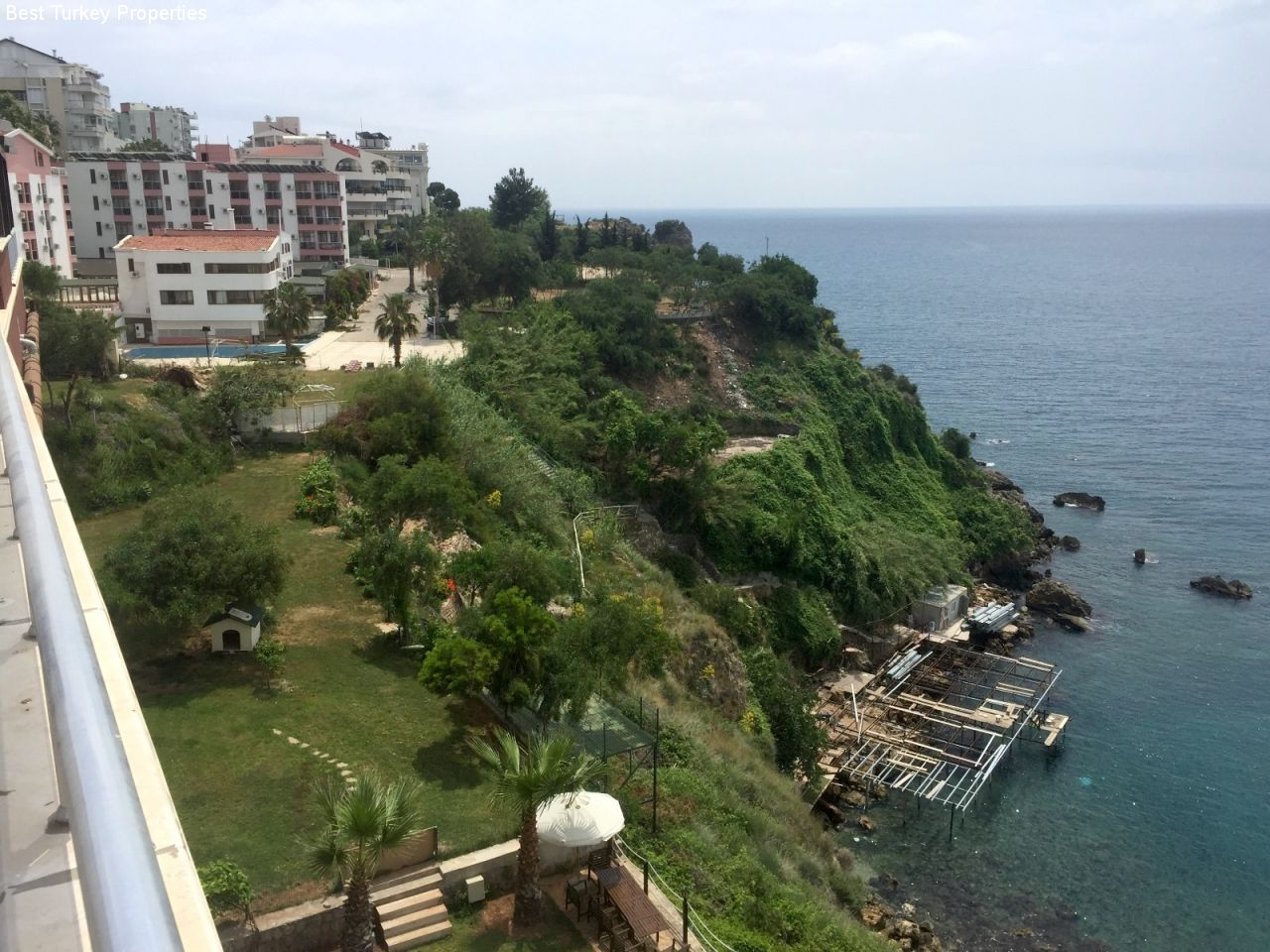 BEST TURKEY PROPERTIES | DUPLEX APARTMENT IN ANTALYA